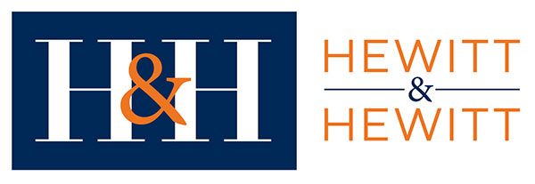 Logo:  Hewitt & Hewitt - Legal Advisors